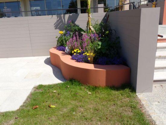 Jardini re b ton socap - Etancheite jardiniere beton ...